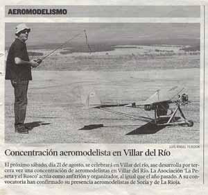 Rc villar del r o for Villas 321 combate